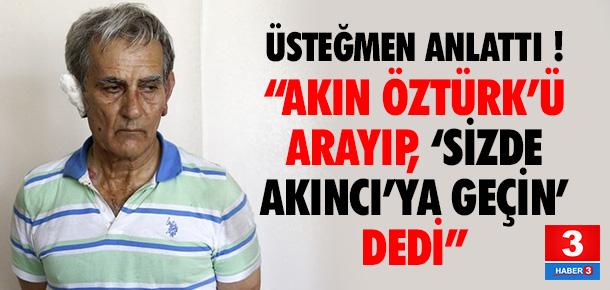 Üsteğmen Fahri Kafkas'ın ifadesi pes dedirtti !