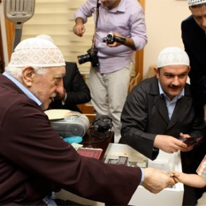 Fethullah Gülen'in sağ kolu yakalandı