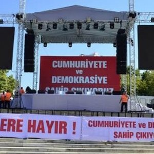 AK Partili isimler CHP'nin mitingine gidiyor