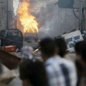 Suriye'de katliam: 284 ölü 255 yaralı