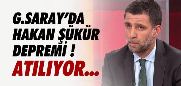 Galatasaray'da Hakan Şükür tartışması