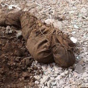 3 terörist cesedi bulundu !