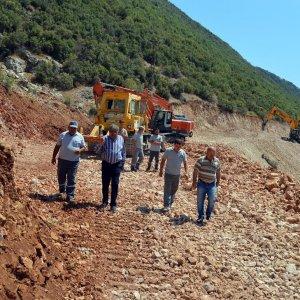 Bezirgan yeni bir yolla Akdeniz'e bağlanıyor