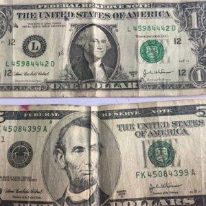 Tuğgeneral ve başçavuşta '1 dolar' bulundu !