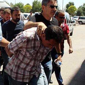Konya'da 12 rütbeli asker tutuklandı