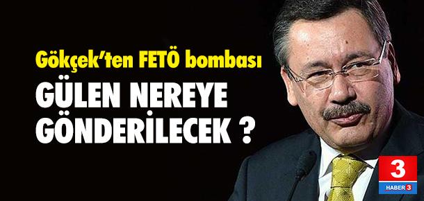 Melih Gökçek'ten Fethullah Gülen bombası