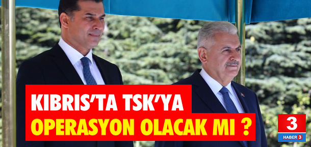Kıbrıs'ta TSK'ya operasyon olacak mı ?