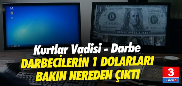 1 Dolar Kurtlar Vadisi'nde