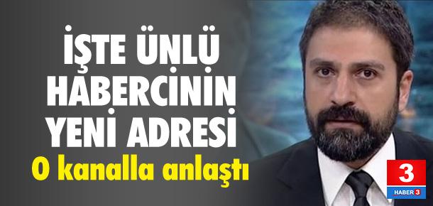 Erhan Çelik'in yeni adresi belli oldu
