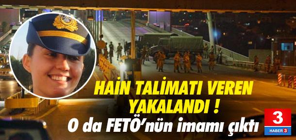 Hain talimatı veren albay gözaltına alındı