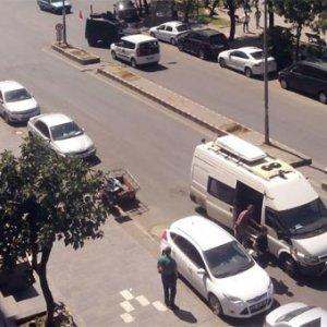 Diyarbakır'da bombalı araç alarmı !