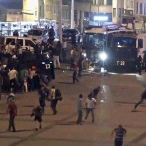 Taksim'de katliam yapacaklardı !