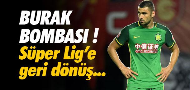 ''Burak Yılmaz için Beşiktaş'la konuşabiliriz''