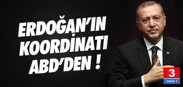 Erdoğan'ın yerini ABD bildirecekti
