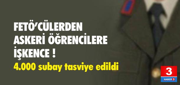 Harbiye'de işkence skandalı !