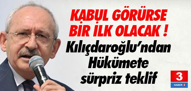 Kılıçdaroğlu: ''Yargılamalar canlı olsun''