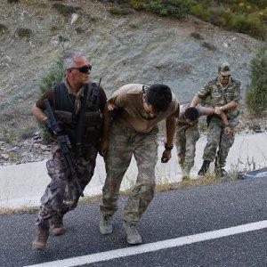 Suikasta giden asker, FETÖ'nün 'Paşa'sını suçladı