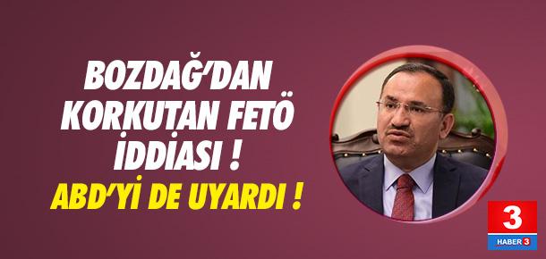 Adalet Bakanı Bozdağ'dan darbe açıklaması