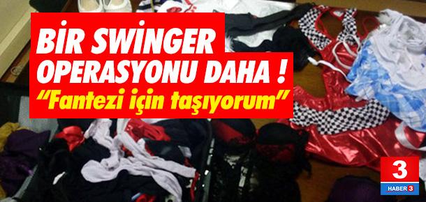 Adana'da swinger operasyonu !