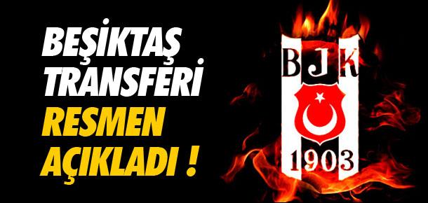 Beşiktaş, Adriano'yu KAP'a bildirdi
