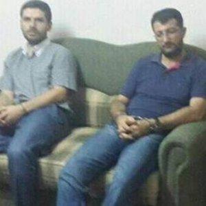 Darbeci 2 firari rütbeli asker yakalandı