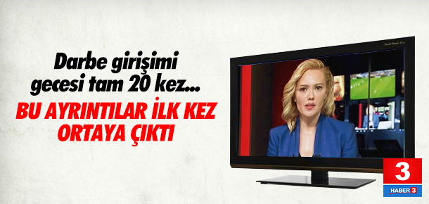 TRT spikeri Tijen Karaş o geceyi anlattı