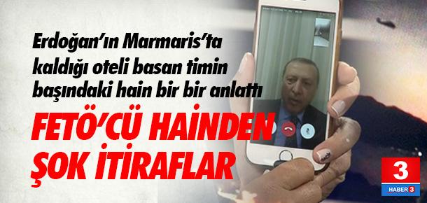 ''Erdoğan'ı canlı olarak alacaktık''