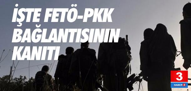 FETÖ ile PKK bağlantısını itiraf ettiler