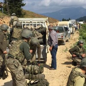 Ordu'ya 5 PKK'lı sızmış !