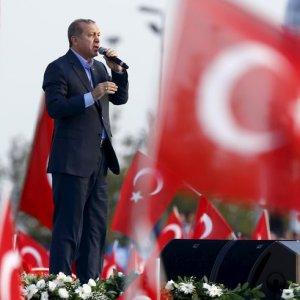 Erdoğan'dan Yenikapı adımı !