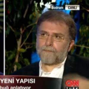 Ahmet Hakan'a canlı yayında askerlik sorusu