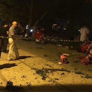 Antalya'da patlama: 2 kişi yaralı