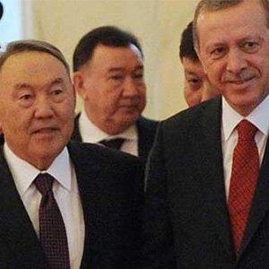 Kazakistan'dan sürpriz ziyaret !