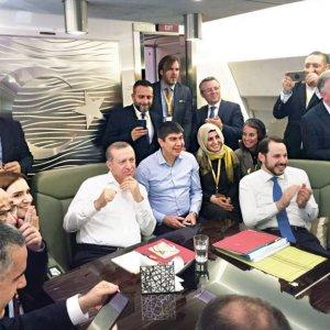Başkan Türel Cumhurbaşkanı Erdoğan ile Rusya'ya gidiyor