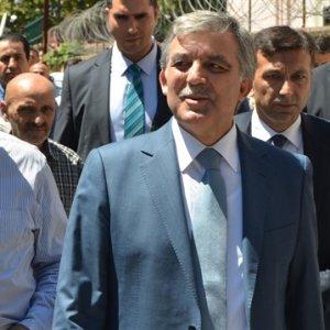Abdullah Gül'den Yenikapı kararı !