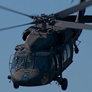 Türkiye sınırında ABD'li helikopter hareketliliği