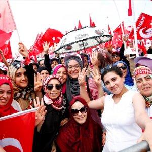İstanbul Yenikapı'da tarihi gün