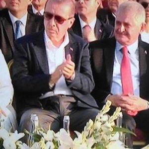 Erdoğan, Bahçeli'nin sözlerini alkışladı