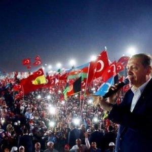 Erdoğan Atatürk'ten 96 yıl sonra aynı soruyu sordu