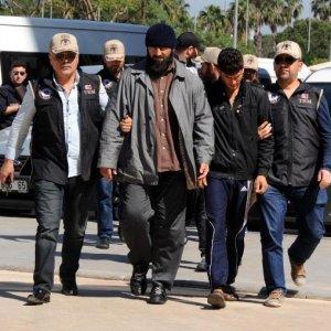 Antalya'da yakalanan IŞİD'cilerden şok ifade