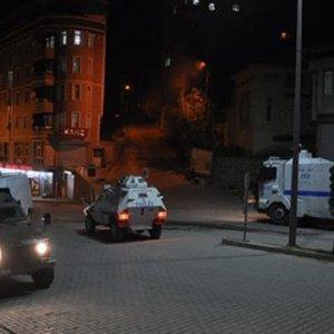 Diyarbakır'da sokağa çıkma yasağı !