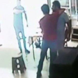 İstanbul'da tüyler ürperten cinayet kamerada
