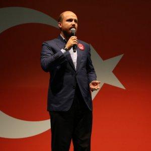 Bilal Erdoğan: ''Hocalığı batsın''