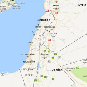 Google Filistin'i dünya haritasından sildi