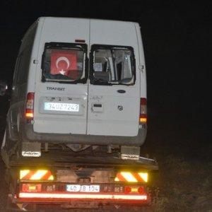 Bitlis'te bomba yüklü araç yakalandı