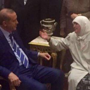 Cumhurbaşkanı Erdoğan'ın çok özel misafiri