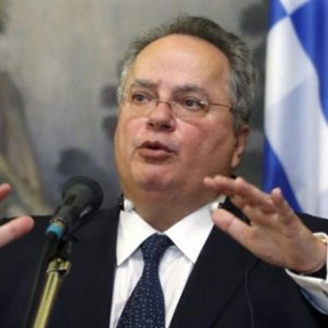Yunan Bakan'ın sözleri kriz yarattı !