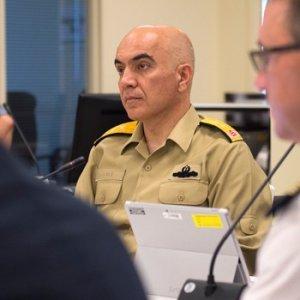 ABD'den 'sığınma' isteyen amiralle ilgili şoke eden ayrıntı