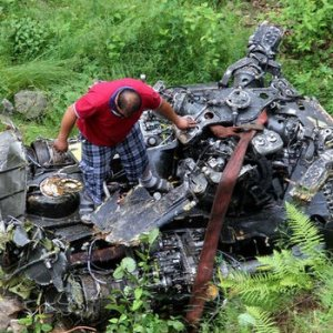 Giresun'daki helikopter kazasında çarpıcı ayrıntı