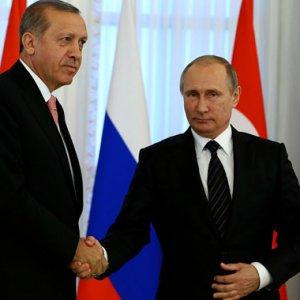 Erdoğan ile Putin'den ikinci görüşme